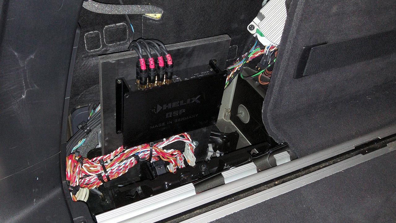 Einbau im BMW F10 / F11 - ... ist nun abgeschlossen... [Archiv ...