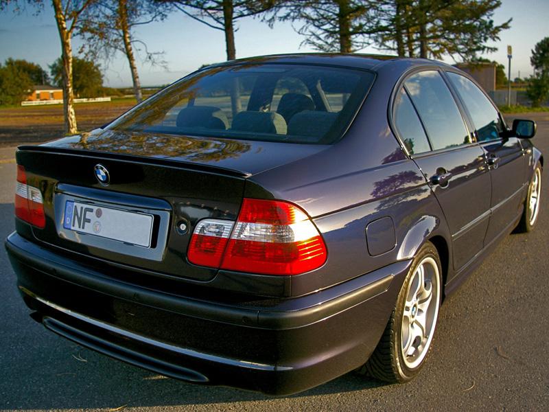 2004er Bmw E46 320i Limousine Bmw Drivers
